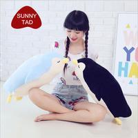 Sunnytad Soft Comfort Cute Lovely Penguin Stuffed Toys Animal Doll Kawaii Pillow Puff Gigante Para Dormir