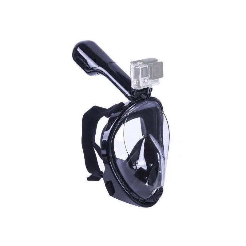 2018 nuevo buceo subacuático Anti niebla cara completa de buceo oxígeno conjunto de máscara máscaras respiratorias seguro y resistente al agua