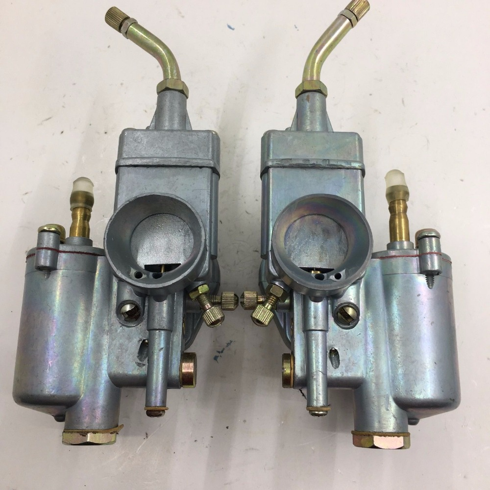 Sherryberg 28mm carb paire carburateur Vergaser carby fit K302 BMW M72 MT URAL K750 MW Dnepr