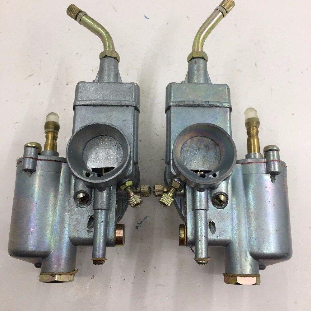 sherryberg 28mm carb pair Vergaser carburettor carby fit K302 BMW M72 MT URAL K750 MW Dnepr цена 2017