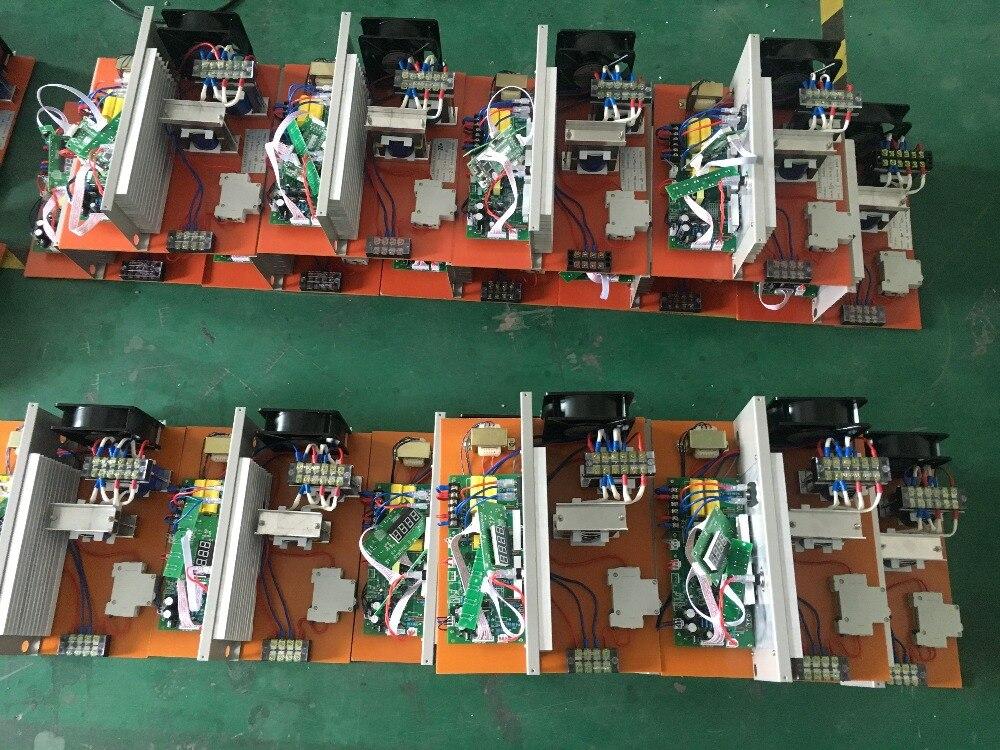1500 Вт печатной платы для очистки генератор, 22-42 кГц ультразвуковой частоты и тока Регулируемый