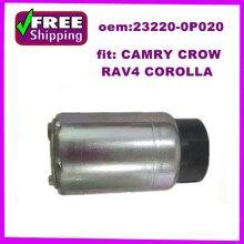 Высокое Качество Топливный Насос oem23220-0P020 232200P020 Электрический Топливный Насос для Toyota CAMRY RAV4 COROLLA ВОРОНА