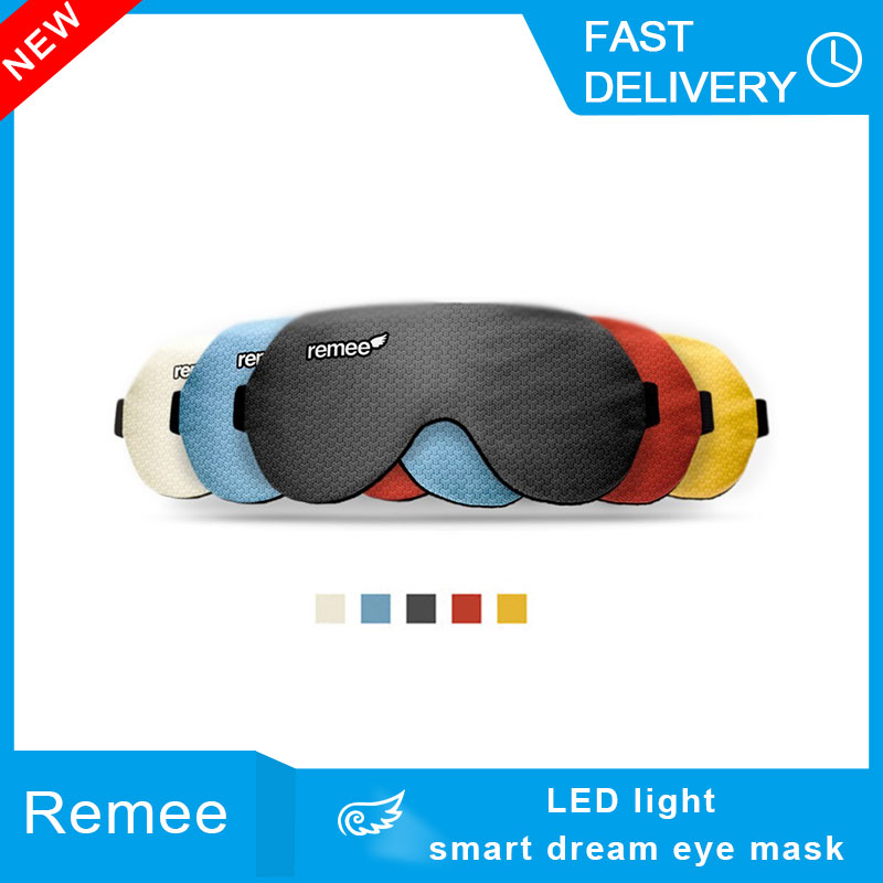 Remee Lucid Dream Mask Dream Machine Maker Remee Remy Patch Dreams Sleep 3D VR Eye Masks Inception Lucid Dream Control -in Home Automation Modules from Consumer Electronics