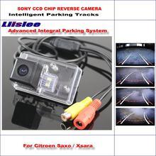 Обратная задняя камера для citroen saxo/ xsara/Интеллектуальная