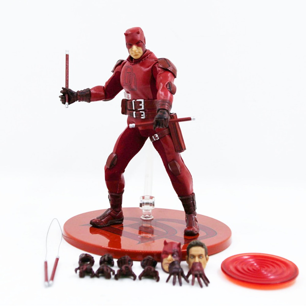 Mezco DC Daredevil DD One:12 Collective 6 Action Figure Free Shipping understanding collective action