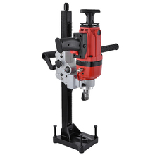 цена на Z1Z-166T Dual-purpose Core Drill Machine for Wet Drilling Concrete Complex of HandHeld And Desktop Machine 220v 50HZ 1900W 166MM