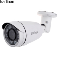 GADINAN 2 8 12mm Motorized Zoom Lens 960P 1080P SONY IMX322 4MP H 265 Onvif Outdoor
