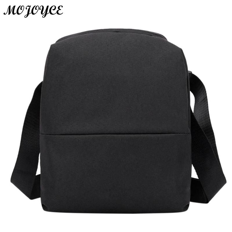 New Men's Crossbody 2018 Fashion Shoulder Bags High Quality Nylon Waterproof Casual Messenger Businessmen Bag Casual Briefcase 1