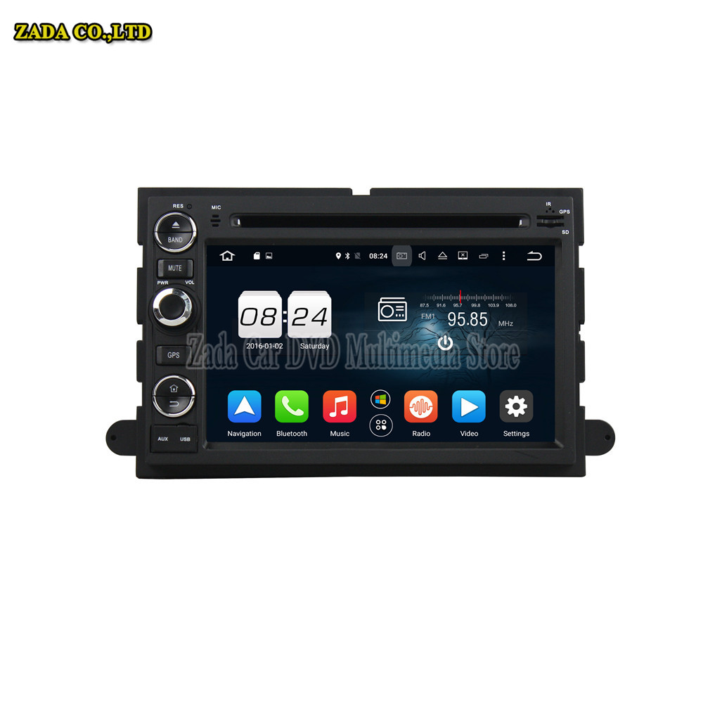 Navitopia 7inch 2gb ram octa core android 6 0 car radio gps for ford fusion explorer f150 edge expedition 2006 2007 2008 2009