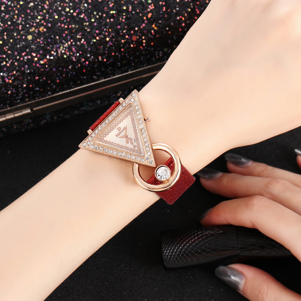 Hot Sale Dress Watches Women Top Brand Luxury Casual Clock Ladies Wrist Watch Beautiful Creative Gift Kol Saati Bayan Zegarki *L
