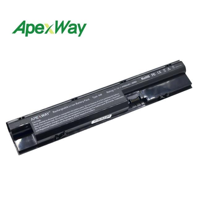 4400 Mah 111 V Batterie Dordinateur Portable Pour Hp Probook 450