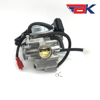 Carburetor For Hammerhead Gts 150 Twister Znen Jackel Scooter 150cc GY6 Carb image