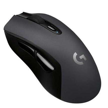 Logitech G603 LIGHTSPEED bluetooth sans fil Gaming Mouse, 12,000 DPI capteur optique Ergonomique Sans Fil jeu d'ordinateur Souris - 2