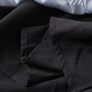 Image 5 - XF 20120 modelos de primavera y verano modelo diseñador bohemio mujer vestido mediano largo sección de cintura alta moda Casual Milan Runwa