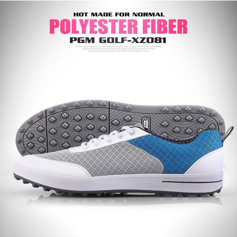 2017 été nouveau golf femmes super léger respirant pas de pli net tissu sport respirant chaussures - 4