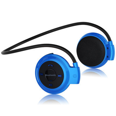 <font><b>Mini</b></font> <font><b>503</b></font> Neckband Wireless <font><b>Bluetooth</b></font> Earphone Handsfree With MIC Sport Stereo Headset Earphones Support TF Card for Mp3 Player