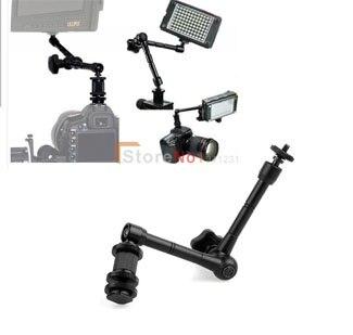 100% nový 11 palcový artikulující Magic Arm pro kameru Camcoder - Videokamery a fotoaparáty
