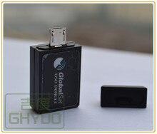 Оптовая GlobalSat ND-105C Заменить ND100S GPS Приемник USB Dongle Micro USB Интерфейс для пк Ноутбуков Tablet Смартфон