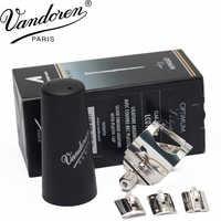 Франция Vandoren кларнет твердой резины бакелит мундштук металлический зажим переменной звуковая карта кларнет вязь LC01P