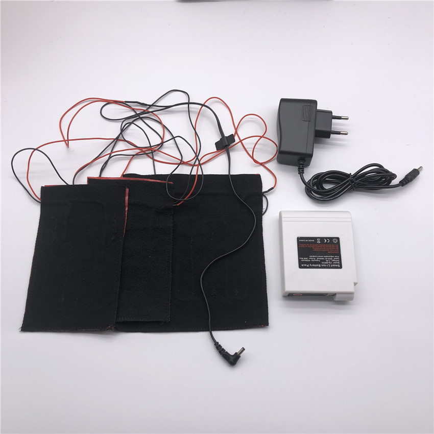 Pleasing 7 4V Heated Jacket Thermal Jackets Silicone Carbon Fiber Heating Wiring Digital Resources Operbouhousnl