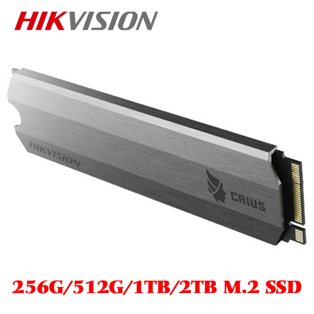 HIKVISION SSD M2 256 gb 512gb 1tb 2tb TLC 3D NAND Flash NGFF M.2 SSD NVMe 10year warranty time Solid State Drive for desktop PC
