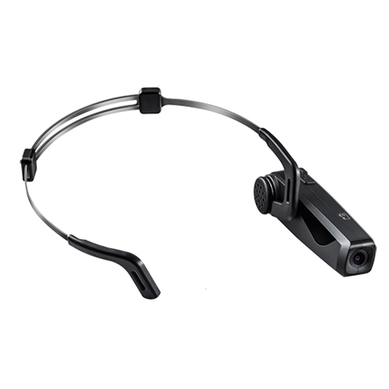 hours promotion ORDRO EP Bluetooth  Hand Free Head Band Action Mini