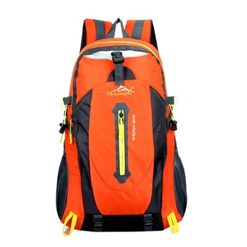 Mochila impermeable de 32x52x20 cm con orejas, mochila saco para viajar, senderismo, Camping, montañismo, mochila para senderismo, 6 colores j2