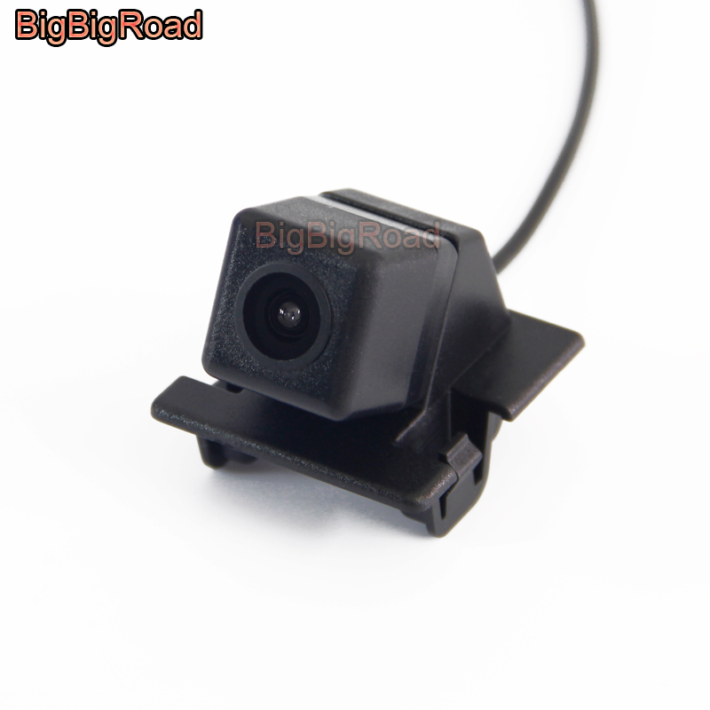 BigBigRoad Car Rear View Parking CCD Camera For Mazda 2 M2 Demio DJ Hatchback 2014 2015 2016 2017 2018 2019 2020 Night Vision