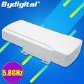 5.8 ГГц открытый CPE 300 Мбит 3 КМ WI-FI ретранслятор WI-FI маршрутизатор 64 Flash 16Dbi Беспроводной Точки Доступа Водонепроницаемый мост 802.11a/п