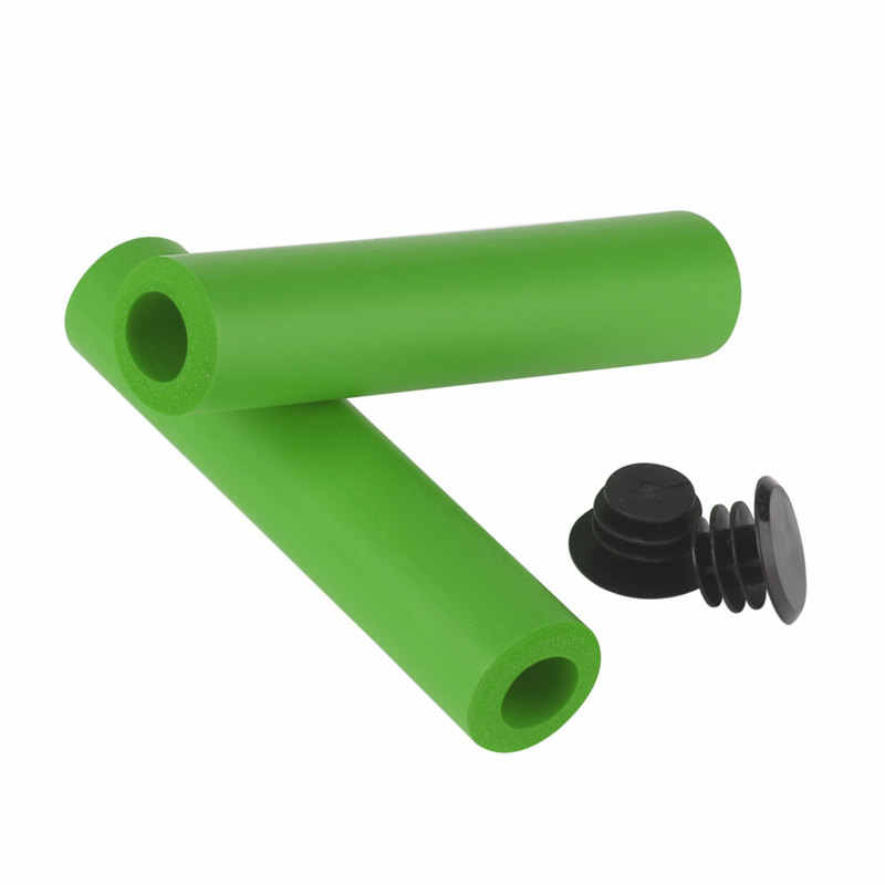 2PC Bike Girps Ultralight Silicone Material Handlebars MTB Bicycle Handlebar
