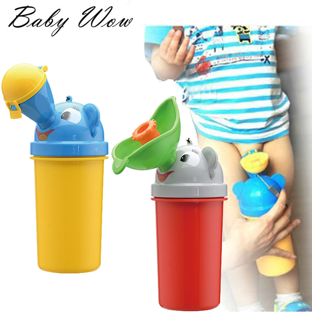Fashion Children Baby Potty Toilet Trainers Leak-proof Child Urinal Boys Girls Potty Travel Camping Infant Supplies tyh-20458