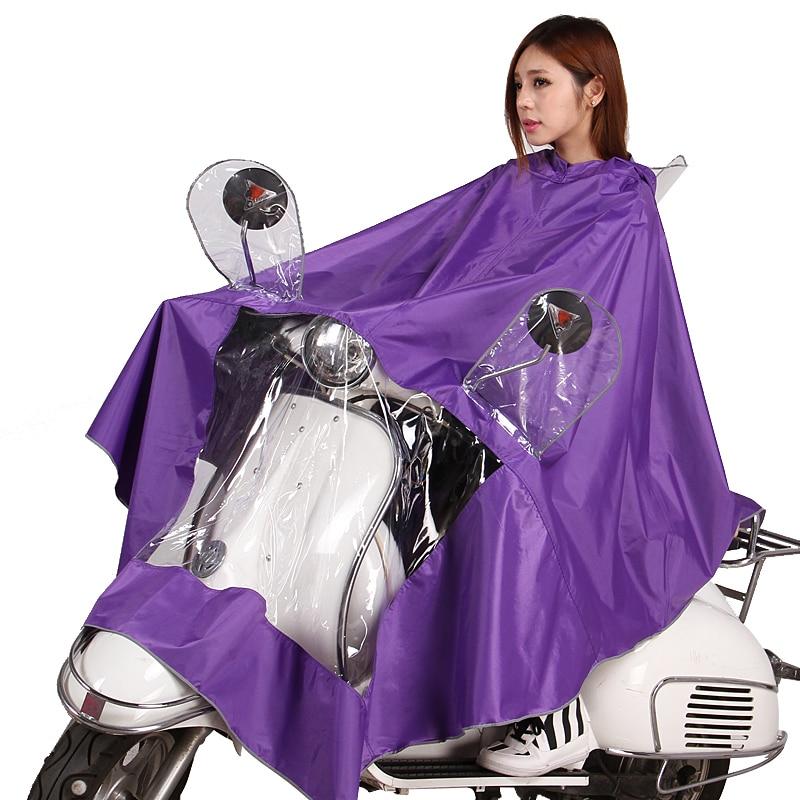 Long Men Raincoat Chuva Motorcycle Waterproof Impermeable Capa De Chuva Para Motoqueiro Rain Raincoat For Women Coat DDG40Z