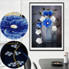 3D DIY Diamond Embroidery Flower Special Shaped 5D Diamond Painting Cross Stitch Floral Vase Diamond Mosaic