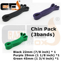 Pull up band /  Resistance band / Strength Bands Assisted Chins/Xrossfit loop band / NPGL (NPFL)