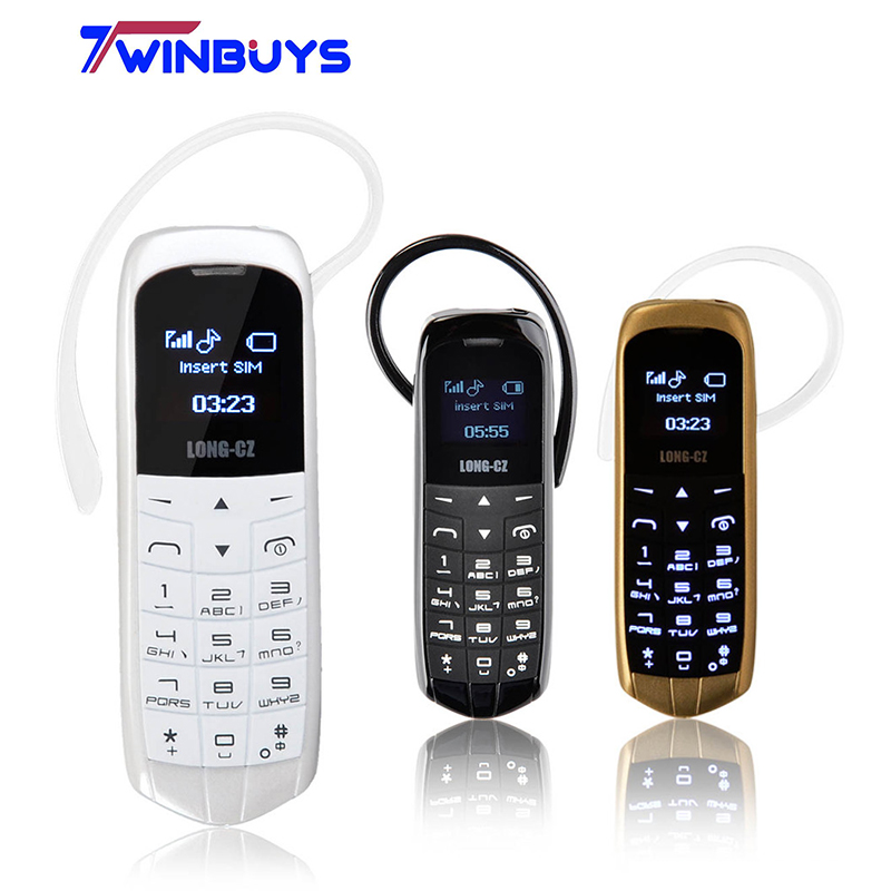 buy long cz j8 bluetooth dialer mini mobile phone inch with hands free. Black Bedroom Furniture Sets. Home Design Ideas