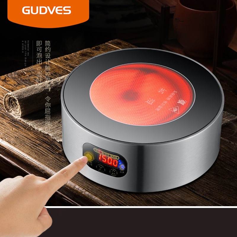 Electric Induction Cooker Tea Cookpot Household Mini Tea Iron Kettle Non-electromagnetic Technology Hotpot Cooking BoilerElectric Induction Cooker Tea Cookpot Household Mini Tea Iron Kettle Non-electromagnetic Technology Hotpot Cooking Boiler