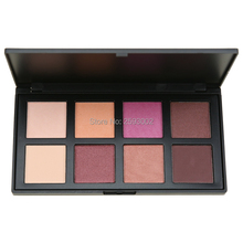 8 Color Eyeshadow Palette Naked Earth Warm Shimmer Matte Beauty Smoky Eye-shadow Pallete For Party Eyes Powder C Makeup Kit