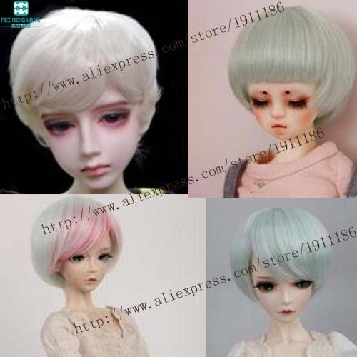 Muñeca peluca 5 cm volumen explosiones bjd / can niños / Yeluo Li / - Muñecas y peluches - foto 2
