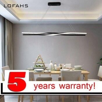 LOFAHS 2018 الإبداعية قلادة أضواء Led الحديثة لغرفة الطعام تعليق سقف معلق مصباح الإنارة المنزلية للمطبخ
