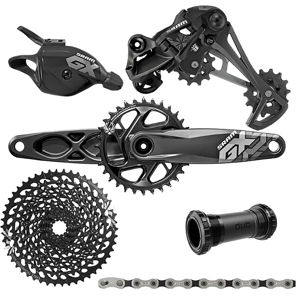SRAM GX EAGLE 1x12s 10 50T speed Groupset Kit DUB 170 Trigger Shifter Rear Derailleur Cassette