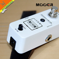 MOOER Micro Looper Guitar Effect Pedal 30 Minutes Of Recording Time And Unlimited Overdubbing Times Ture