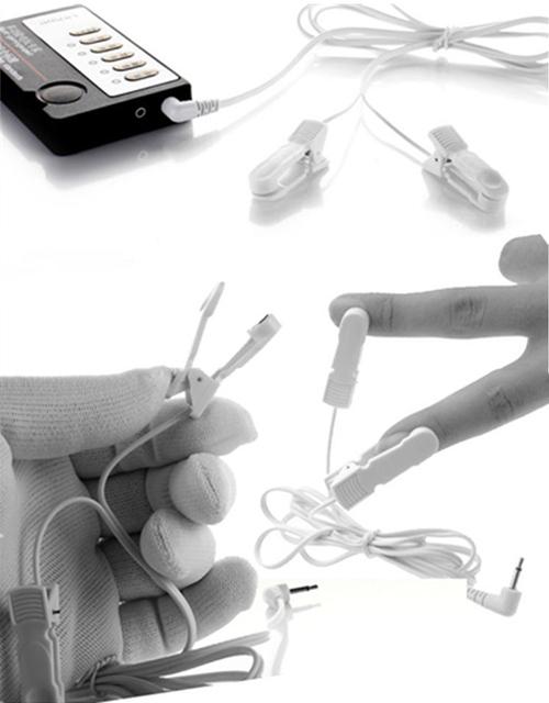 BDSM Bondage Electric Shock Kit