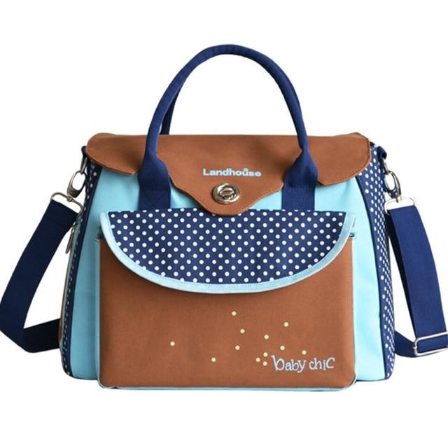 2fd789186db1 Bebear Multifunctional Bolsa Maternidade Baby Diaper Bags Nappy Bag Mummy Maternity  Bag Lady Handbag Messenger Bag