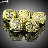 LAKONE Champions Ring Super Bowl 1971 1977 1992 1993 1995 Dallas Cowboys Championship Ring Sports Fans