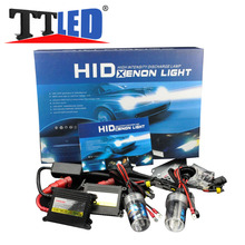 10set 2015 Hot Sale hid h3c 35w h3c 6000k DC 35w xenon h3 35w Car Led Headlight High Power All-In-One Car Light #TM16-2