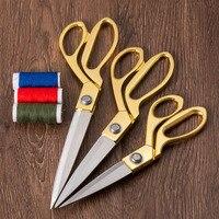 ヴィンテージステンレス鋼 makas 刺繍クラフトはさみミシン生地服テーラーはさみ金シャープ刃アクセサリー