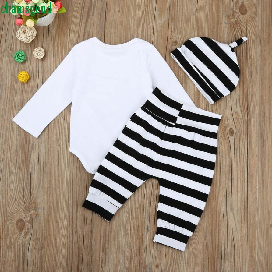 New Dropship Cute Fashion Newborn Kids Baby Girl Boy Outfits Clothes