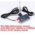 100 KHz - 1.7 GHz 1766 MHz VHF UHF All banda USB rtl. Sdr dongle rádio UpConverter muito ampla cobre tudo HF amateur bandas SDR receptor