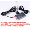 100KHz-1.7GHz 1766MHz VHF UHF All Band USB RTL.SDR UpConverter radio dongle Very wide Covers all HF amateur bands  SDR receiver