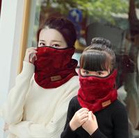 2018 осень и зима новый холодный теплый и пылезащитный анти-запах маска унисекс шеи наушники три в одном маска